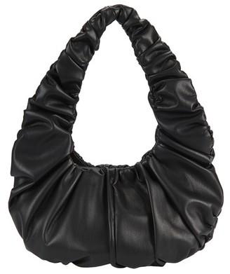 Nanushka Anja Baguette bag in vegan leather