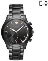 Emporio Armani Men's Bracelet Hybrid Smartwatch, 43Mm