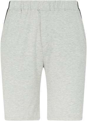 Homebody Contrast Side Panel Shorts