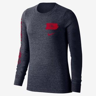 Nike Women's Long-Sleeve T-Shirt College (Gonzaga)