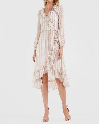 Amelius Arie Midi Dress