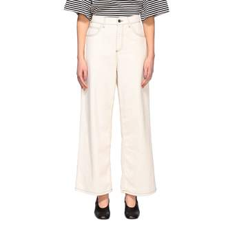 Marni Wide Jeans With High Waist
