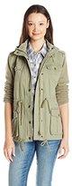 O'Neill Juniors Zelda Zip up Woven Jacket
