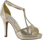Touch Ups Women's Harlow T-Strap Platform Sandal