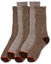 Weatherproof 5-Pack Thermal Crew Socks
