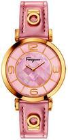 Salvatore Ferragamo Gancino Deco Collection FG3030014 Women's Stainless Steel Quartz Watch