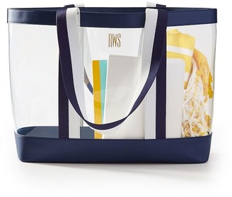 Mark & Graham Oversized Clear Tote