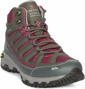 Trespass Girl's TENSING High Rise Hiking Boots