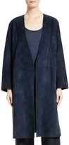 Vince Women's Suede Robe Coat