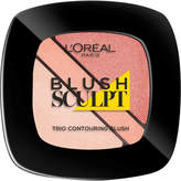 L'Oreal Infallible Sculpting Trio Blush - Nude Beige