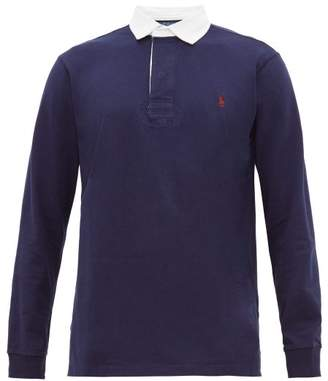 Polo Ralph Lauren Rugby Cotton Polo Shirt - Mens - Navy