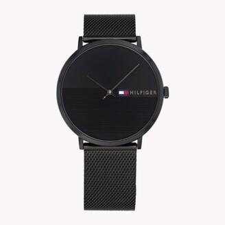 Tommy Hilfiger Minimalist Black Watch