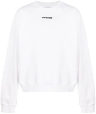 Off-White Marker Arrows crew-neck sweatshirt