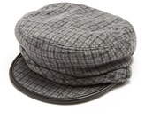 Maison Michel New Abby wool-blend cap