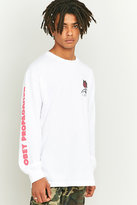 Obey Modern Lovers White Long Sleeve T-shirt