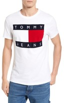 Tommy Hilfiger Men's '90S Flat T-Shirt