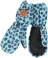 Mini Rodini Leopard Mittens