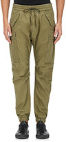 Nlst Men's Cotton Canvas Drop-Rise Cargo Pants