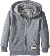 Quiksilver Keller Zip Fleece Top (Toddler/Little Kids)