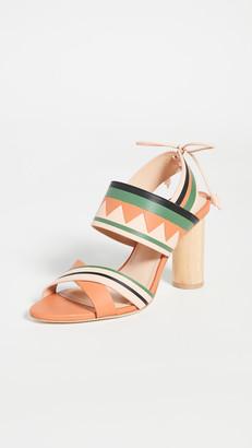 Ulla Johnson Milou Heel Sandals