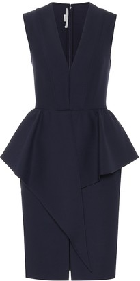 Stella McCartney Stretch wool-blend dress