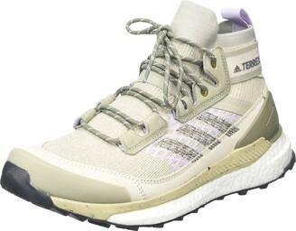 adidas Women's Terrex Free Hiker Blue-ef6588 Walking Shoe