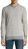 Faherty Dual Knit Crewneck Top