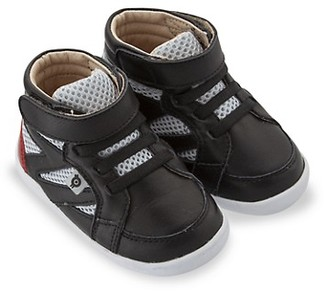 Old Soles Kid's High Ground Leather High-Top Sneakers