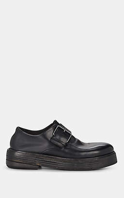 Marsèll Women's Leather Loafers - Black