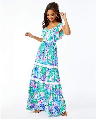 Lilly Pulitzer Ivie Maxi Dress