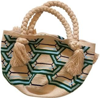 Sophie Anderson Multicolour Cotton Handbags