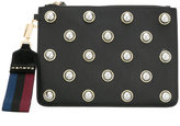 Carven pearl embellished clutch