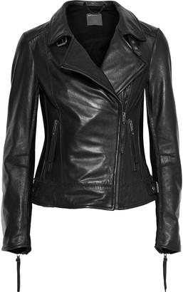Muu Baa Muubaa Keeley Leather Biker Jacket