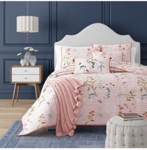J Queen New York J by J Queen Beatrice Rose Twin Quilt Bedding
