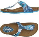 Desigual Thong sandals