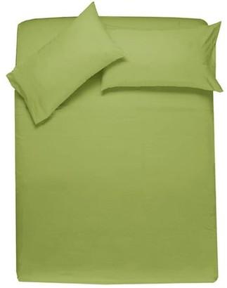 Crayola Spring Green Microfiber Sheet Set