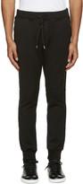 DSQUARED2 Black Classic Lounge Pants
