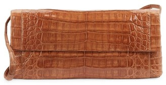 Nancy Gonzalez Gothan Crocodile Clutch
