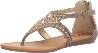 UNIONBAY Women's Lara-u Dress Sandal