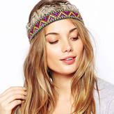 Dakota ROCK 'N ROSE Halloween Feather Headdress