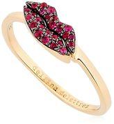 Delfina Delettrez Kiss Me Ruby Ring