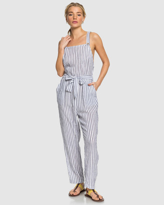 Roxy Womens Another You Strappy Jumpsuit