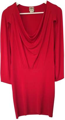 Haute Hippie Red Other Dresses