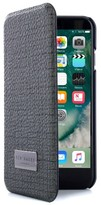 Ted Baker Iphone 7 & 7 Plus Card Slot Folio Case - Grey
