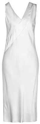 Helmut Lang 3/4 length dress