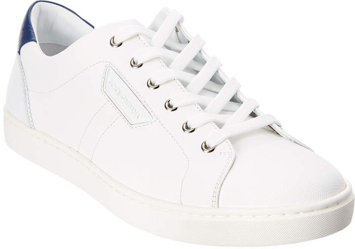 Dolce & Gabbana London Leather Sneaker