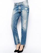 Pepe Jeans Distressed Boyfriend Jeans