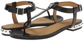 Marc by Marc Jacobs Studded T Strap Sandals