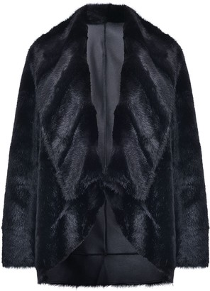 Pinko Faux Fur Coat