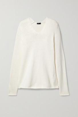 Joseph Sloppy Joe Cotton-blend Sweater